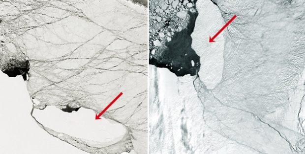 What Lies Beneath The Antarctic Ice